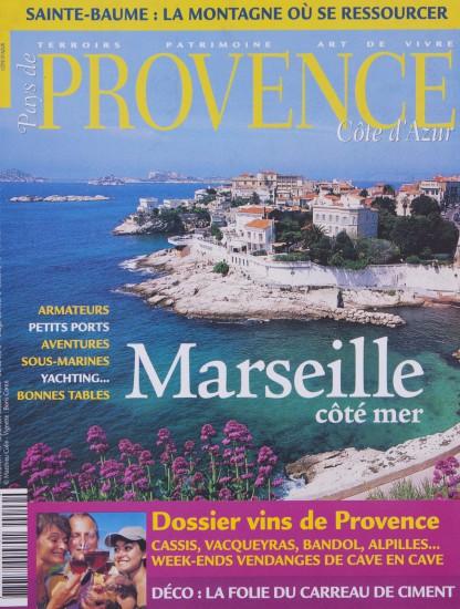 Couverture de Pays de Provence Côte d'Azur