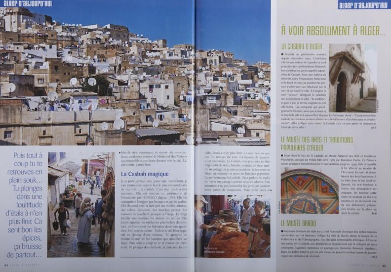 Terre d'Algérie