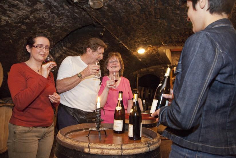 Cave des viticulteurs Morin et fils