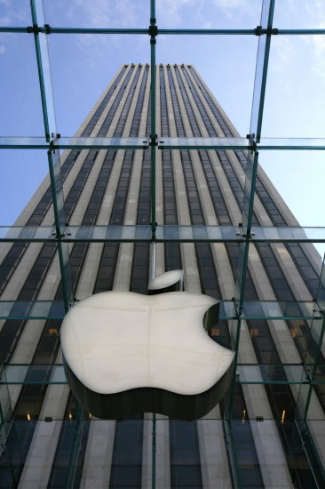 New York, Apple Store