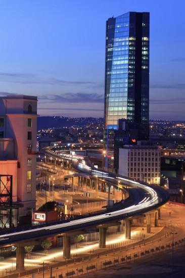 Tour CMA-CGM, architecte Zaha Hadid