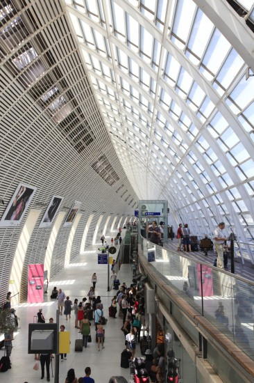Avignon, gare TGV