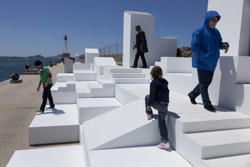 Les Terrasses, Marseille