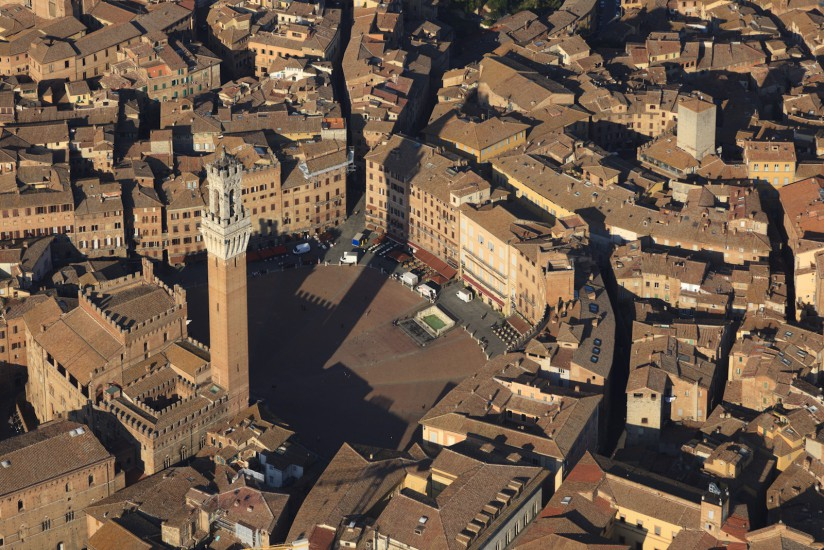 Toscane, Sienne