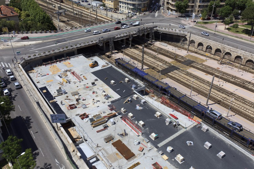 Pôle d'Échanges Multimodal de Toulon