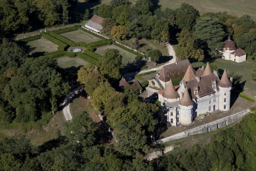 Château Médiéval de Marzac