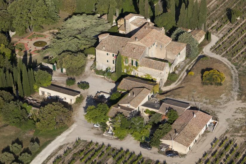 Château du Seuil, domaine viticole à Puyricard
