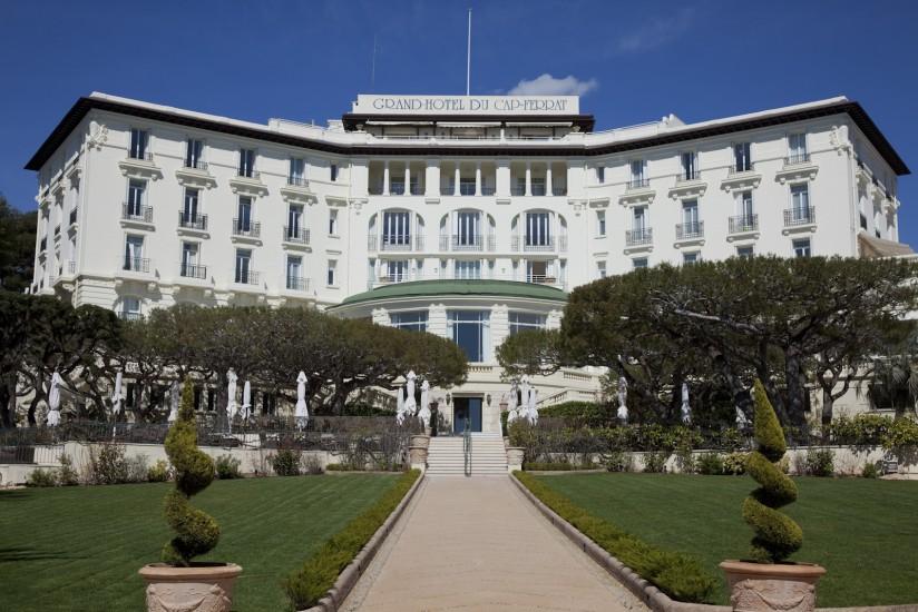 Saint-Jean-Cap-Ferrat, Grand Hôtel du Cap