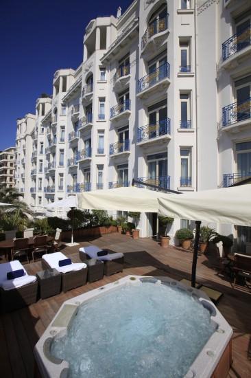 Cannes, hôtel Martinez