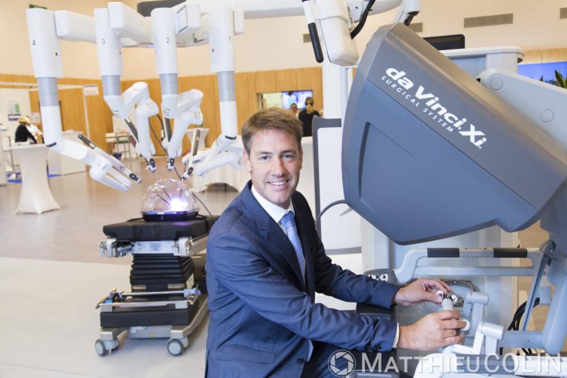 Da Vinci Xi robot chirurgie
