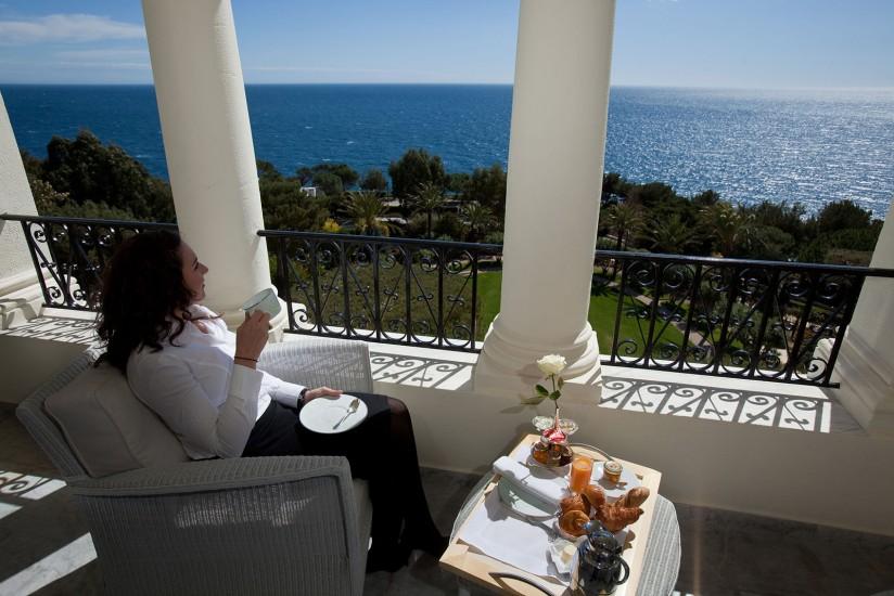 """Le Grand Hôtel du Cap-Ferrat est le premier établissement du Sud de la France à obtenir la nouvelle appellation """"Palace"""". Ce label décerné par le Ministère du Tourisme prime l'hôtel situé entre Nice et Monaco pour son excellence, sa perfection et son luxe. (36 photos) Voir le reportage sur Divergence-Images"""