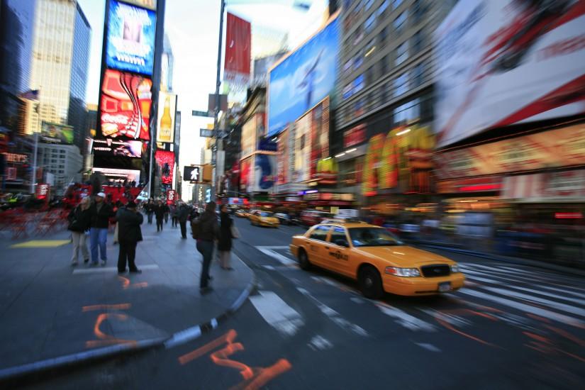 ETATS-UNIS -  Balade à Manhattan. Times Square, Central Park, Wall Street, le pont de Brooklyn. La big apple est toujours aussi étonnante et captivante. (177 photos) Voir le reportage sur Divergence-Images