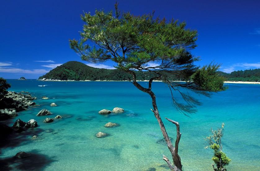 """NOUVELLE ZELANDE - Au pays du long nuage blanc - Sur les routes du bout du monde . C""""Kia ora !"""" Bienvenue en Nouvelle Zélande. Imaginez un patchwork de volcans fumants, de fjords bleu marine, de geysers bouillonnants, de jungles tropicales, de glaciers étincelants et de côtes déchiquetées. (180 photos) Voir le reportage sur Divergence-Images"""