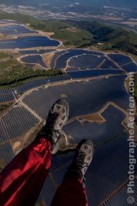 Parc solaire de la Colle des Mees