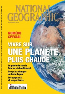 National Geographic France N°194 - Novembre 2015