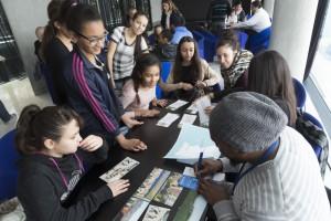 France, Bouches du Rhône (13), Marseille, Mucem, Musée des civilisations de l'Europe et de la Méditerranée, J'aime les panoramas, projet Panora'mixtes, samedi 19 décembre 2015