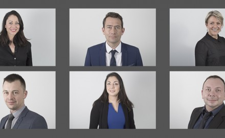 Portraits corporate groupe Izimmo