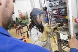 France, Bouches-du-Rhône (13), Marseille, Lycée professionnel Jean Perrin, Filière Maintenance des Equipements Industriels ou MEI