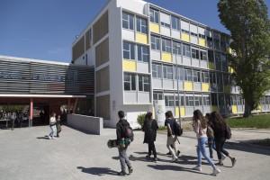 France, Bouches-du-Rhône (13), Marseille, Lycée Jean Perrin, Enseignement général et professsionnel