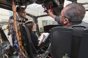 France, Bouches-du-Rhône (13),  Istres, Pôle Formation des Industries Technologiques PACA, CFAI Provence, BTS Aéronautique (MR ok)