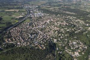 FFrance, Bouches-du-Rhône (13), Venelles (vue aérienne)