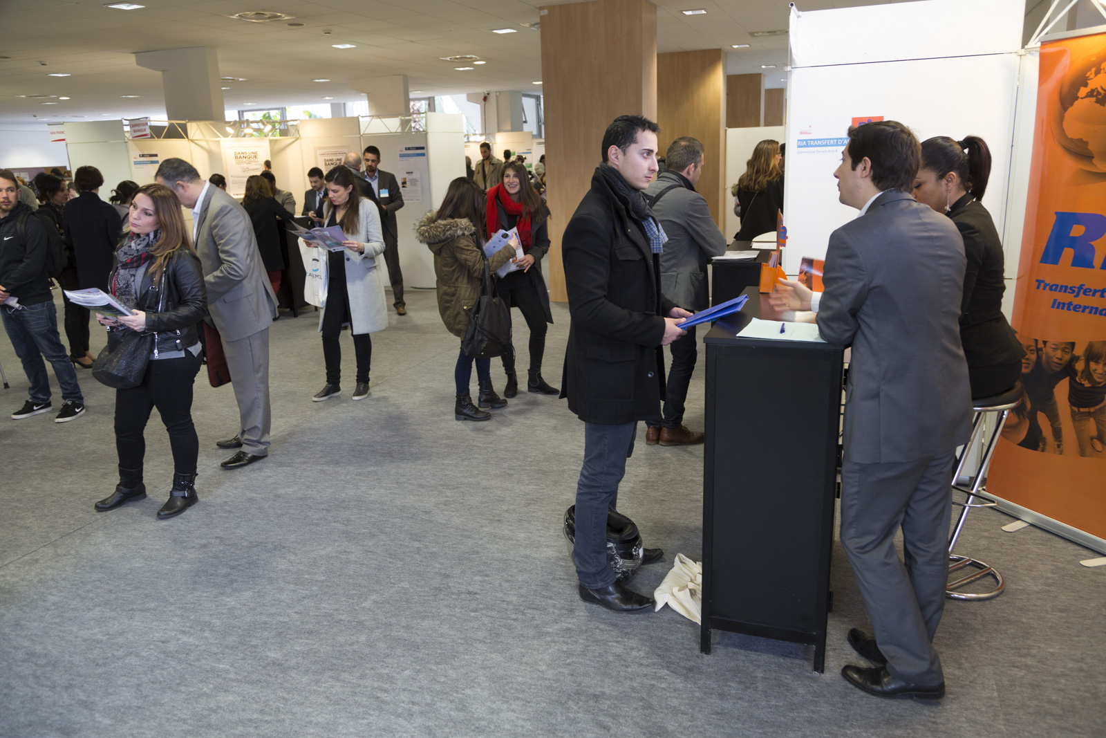 Salon job rencontres bordeaux