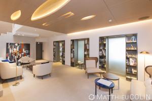 France, Var (83) Saint Tropez, La Résidence de la Pinède, hôtel 5 étoiles Cheval Blanc du groupe LVMH