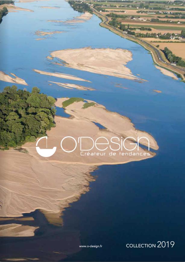 o design catalogue 2019