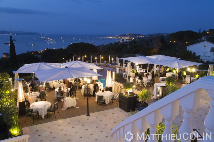 Hôtel villa Belrose, 5 étoiles du groupe Althoff