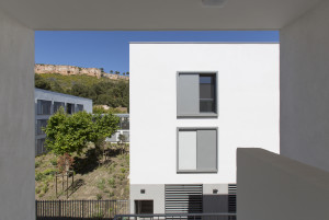 France, Gard (30), Vitrolles, Villa Mercadier, Logis Méditerranée
