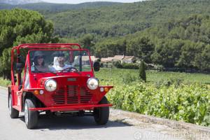 France, Bouches-du-Rhône (13), Cassis, Nosmoke voiture 100% électrique