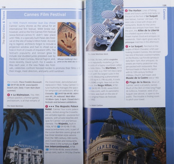 Frommer's Guide touristique Paca
