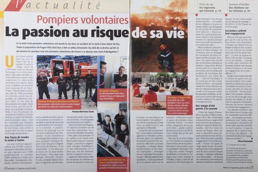Pèlerin Magazine