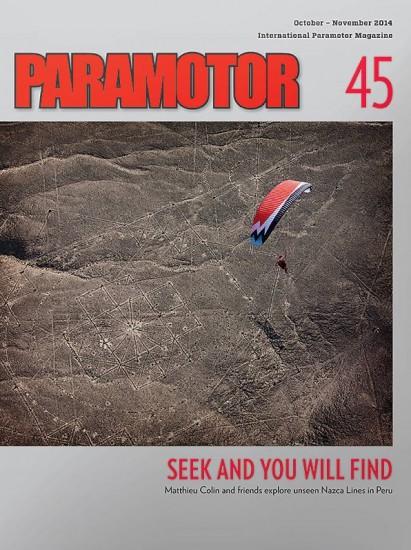 Paramotor Magazine - Pérou