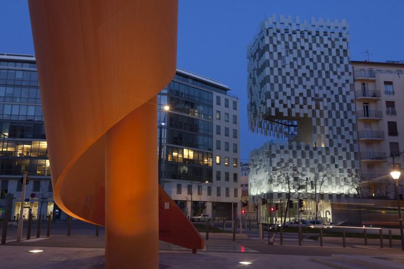Fond Régional d'art Contemporain Paca, architecte Kengo Kum