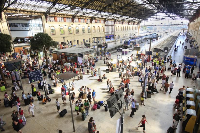 Gare de Marseille