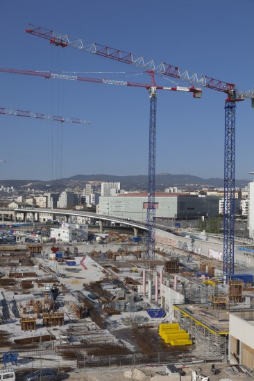 Marseille, Euromed Center