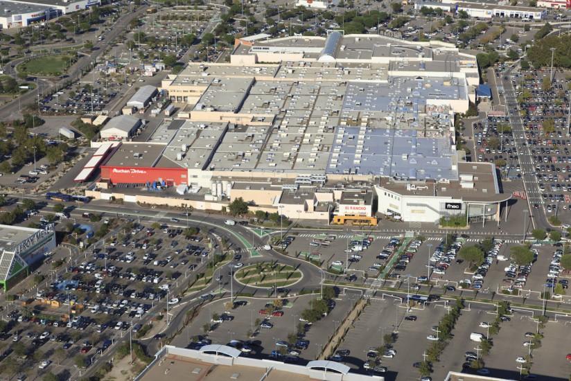 Centre commercial Auchan Le Pontet