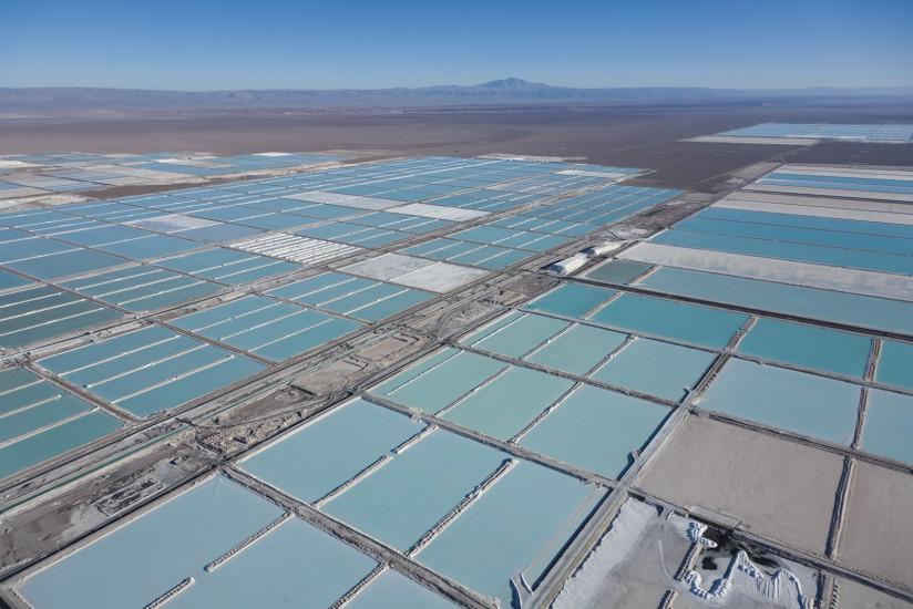 Le plus grand gisement de lithium du monde, Chili