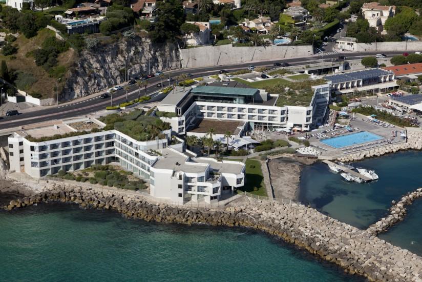 Hôtel Pulmann Palm Beach Resort, Marseille