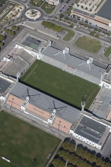 Stade des Costières à Nimes