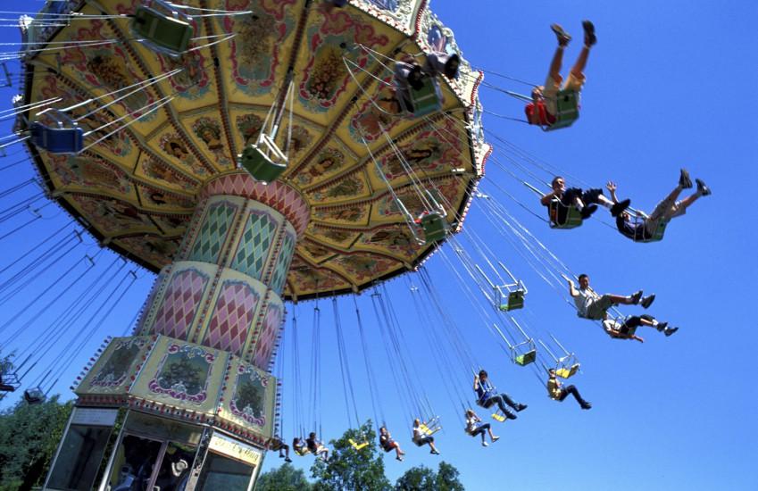 Parc d'attraction Walibi