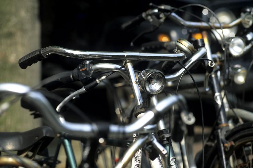 Vélos en Hollande