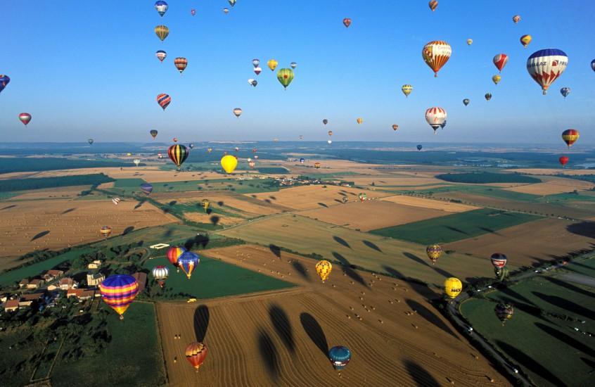 Montgolfière, Lorraine Mondial Air Ballons