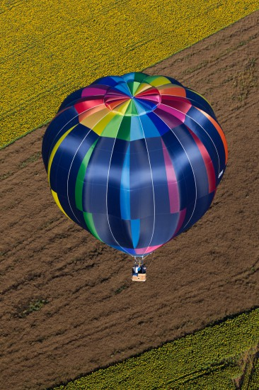 Montgolfière- Lorraine Mondial Air Ballons