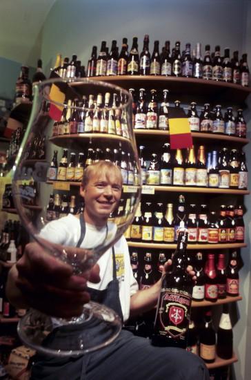 Portrait corporate bière bruxelles