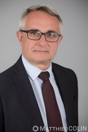 Portrait corporate directeur