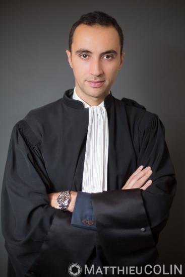 Portrait avocat