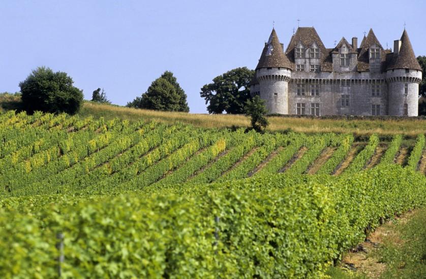 DORDOGNE - Bergerac, l'autre Périgord. Bienvenue dans le Périgord pourpre, celui des vignobles et des villes fortifiées, qui égrènent leurs noms comme autant de crus fameux : Montbazillac, Montravel, Bergerac, Pécharmant. (80 photos) Voir le reportage sur Divergence-Images