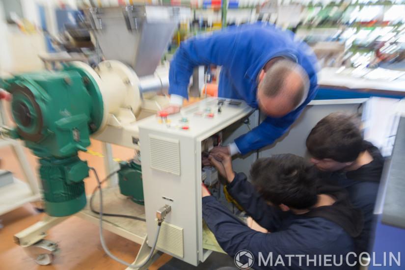 Maintenance des équipements industriels ou MEI